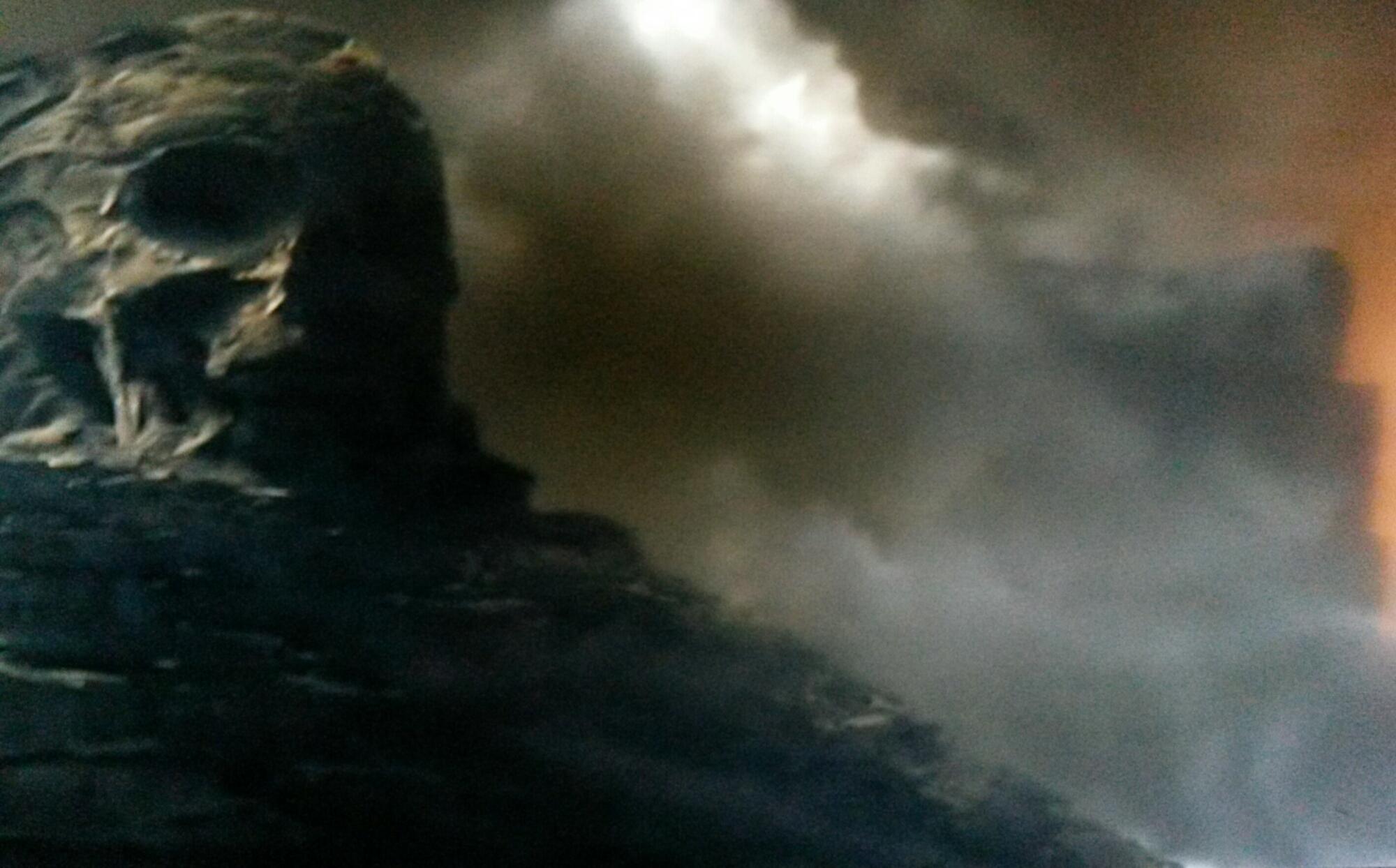 Film Prometheus Skull Mountain Peripheral Design Blog